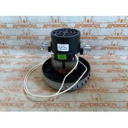 Двигатель в сборе на пылесос ЗУБР ПУ-20-1400, ПУ-30-1400, ПУ-60-1400 / КДС 1400W / V000-001-680