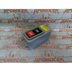 Выключатель для станков BS211B 380V, 10A, 1,5kW / 131I
