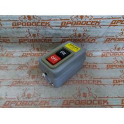 Выключатель для станков BS216B 500V, 2,2kW / 131J