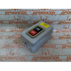 Выключатель для станков BS230B 380V, 7,5kW / 131K