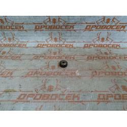 Шестерня для двигателя шуруповерта тип19 d14x3, h-6,8, 18 зуб / 010456(19)