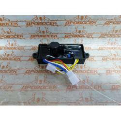 Электроника (блок AVR, регулятор напряжения) для дизельного генератора тип D / 010058D