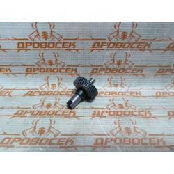 Шпиндель с шестерней в сборе М6, ЗПД-1600 / N000-027-109