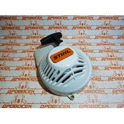 Корпус вентилятора с пусковым устройством к бензорезам TS 350, 360\мотобуру BT 360 / 4201-080-2102