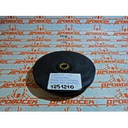 Колесо рабочее Ø125x12-h10 шпонка НСС 1000/44, 1000/45С Прима / 1251210