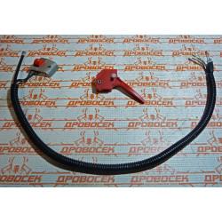 Трос газа для мотобуров Carver / МТФЗ-52