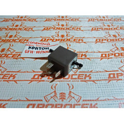 Соленоид (клапан электромагнитный) для тепловой пушки Кратон GFH-10/500