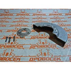 Кожух защитный для УШМ Кратон AMG-1100-125JCE (б/у)