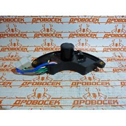 Блок регулятора напряжения для генератора ЗЭСБ-5500 ЭФН / U592-550-034