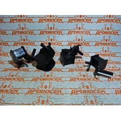 Подушка двигателя для генератора BRAIT BR-5500 (комплект 4 шт.) / 02.02.043.000