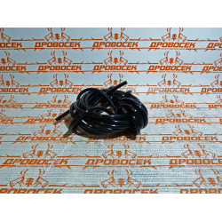 Шланг топливный для бензопил и бензокос, 3,2*5 мм ( цена за 1 см.) / 0602062