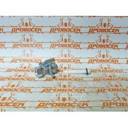 Краник бака бензогенератора (М16) / 010322