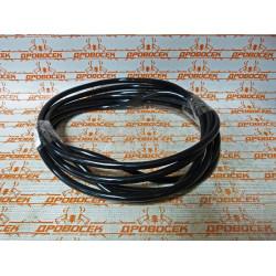 Шланг топливный для мотоблоков 7*11 мм, 1 см / 01.010.000147