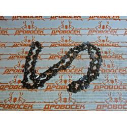 Цепь пильная BRAIT 3/8LP-1,3-50 (50 зв.+шаг 3/8+ паз 1,3 мм.) / 01.06.012.012