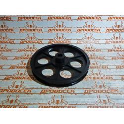 Шкив для бетономешалки d=14 (125) / F125 (14mm)