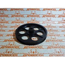 Шкив для бетономешалки d=15 (125) / F125 (15mm)