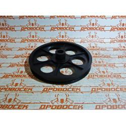 Шкив для бетономешалки d=17 (125) / F125 (17mm)