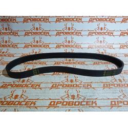 Ремень ручейковый  для бетономешалки 7PJ610