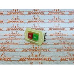 Выключатель ASBO1-21L-1CA (16A, с/л)